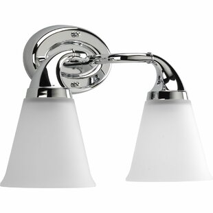 Compare & Buy Lupita 2-Light Vanity Light By Red Barrel Studio