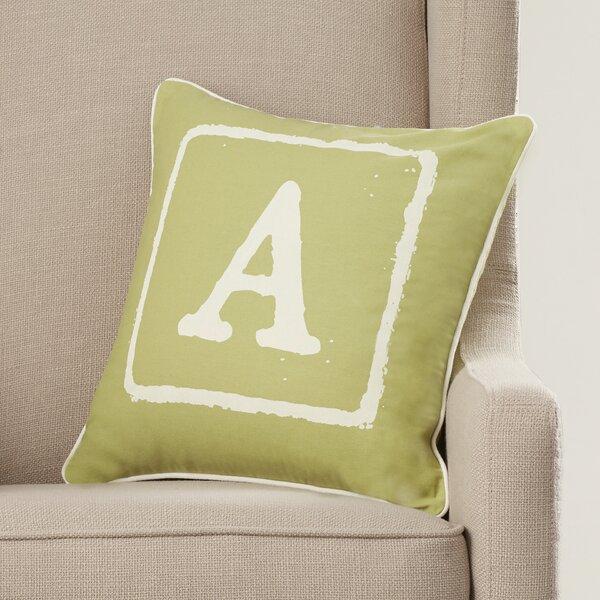 Beachcrest Home Nivens Cotton Throw Pillow Reviews