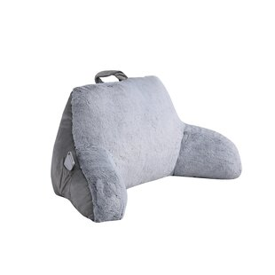 Isabel Faux Fur Backrest Pillow