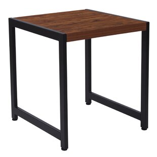 Logue End Table by Union Rustic