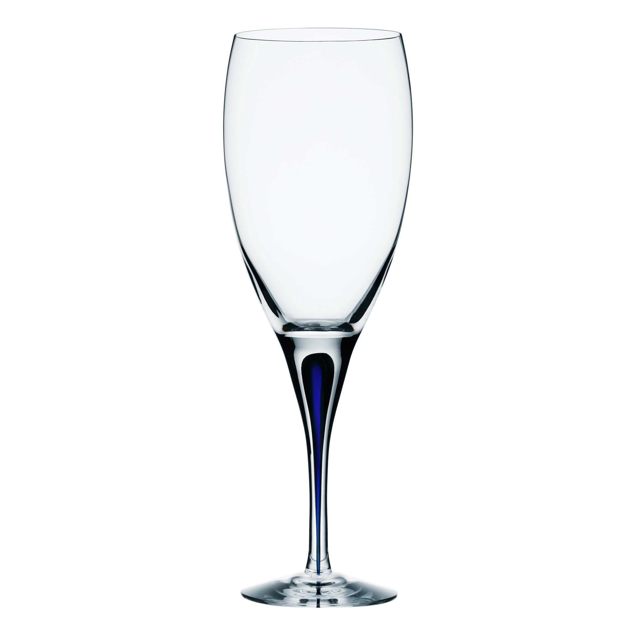 Orrefors Intermezzo 8 Oz Crystal White Wine Glass Wayfair