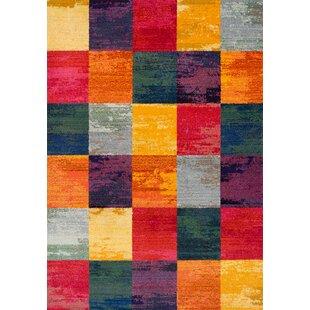 Anahi Multicoloured Rug by Latitude Vive