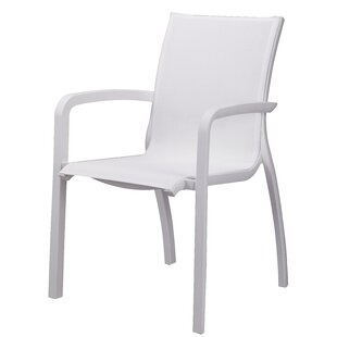 Leighann Stacking Patio Dining Chair (Set of 4)