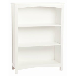 Bonneau Standard Solid Wood with Two Adjustable Shelves 48 Bookcase by Harriet Bee