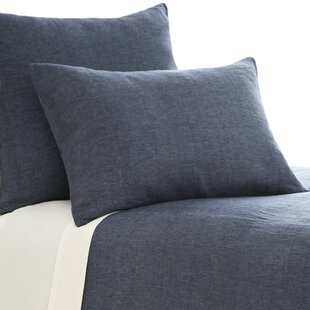 Pine Cone Hill Chambray Linen Duvet Cover Collection