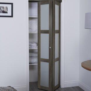 Marvelous Baldarassario 3 Lite 2 Panel Wood Bi Fold Interior Door