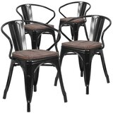 Kester Dining Chair (Set of 4) by Breakwater Bay