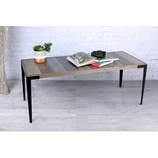 Torain Coffee Table by Union Rustic