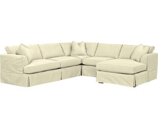 Klaussner Furniture Kessler Custom Sectional