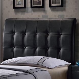 Balam Upholstered Panel Headboard by Latitude Run