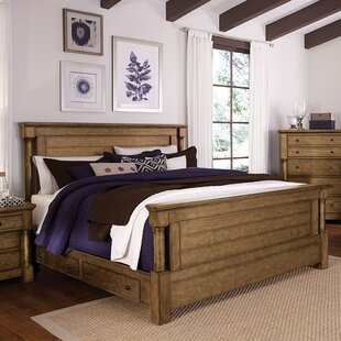 Burndale Panel Bed