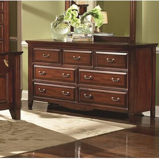 Alcott Hill Hoisington 7 Drawer Dresser