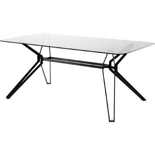 Camron Metal Base Dining Table