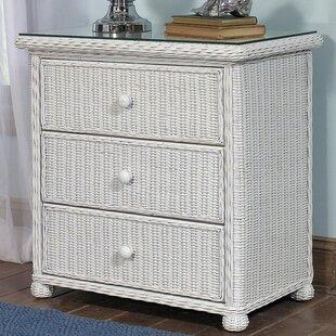 Watkins 3 Drawer Standard Dresser/Chest