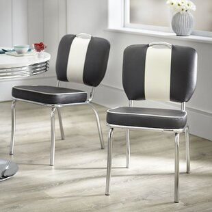 Sherly Retro Dining Chair (Set of 2)