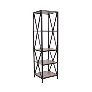 Dansby Standard Bookcase by Gracie Oaks 2019 Coupon