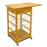 Nedmond Kitchen Cart by Winston Porter