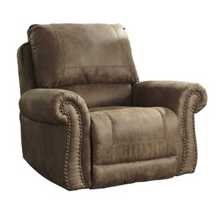 Neston Manual Rocker Recliner by Fleur De Lis Living Savings