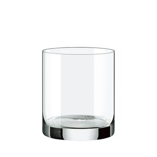 Classic Whiskey XL 13 oz. Glass Cocktail Glasses (Set of 6)
