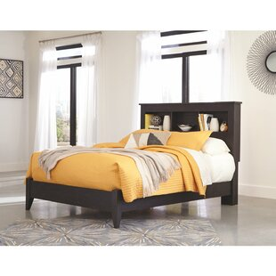 Coupon Heckman Panel Headboard by Charlton Home