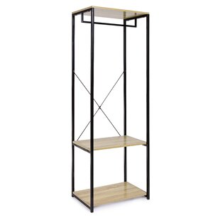 Garment 60cm Wide Clothes Rack By 17 Stories