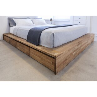 LAX Series Storage Platform Bed by Mash Studios