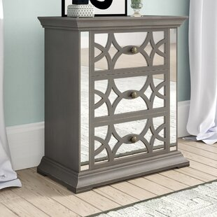 Fortun 3 Drawer Accent Chest By Willa Arlo Interiors