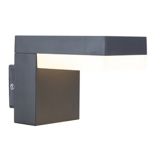 Templos LED Outdoor Sconce By Sol 72 Outdoor