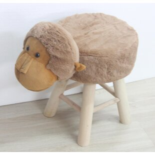 Jacobs Monkey Stool By Harriet Bee