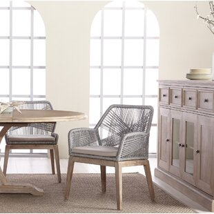 Jamar Upholstered Dining Chair (Set of 2)