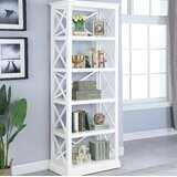 Beihl Etagere Bookcase by Gracie Oaks