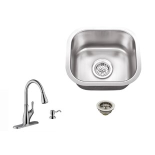 12 Inch Kitchen Bar Sink Wayfair