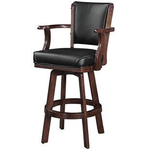 Great Price Brook 30 Swivel Bar Stool by Alcott Hill Reviews (2019) & Buyer's Guide