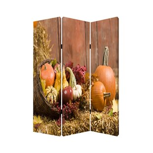 72 X 48 Harvest 3 Panel Room Divider By Screen Gems Cheap Price