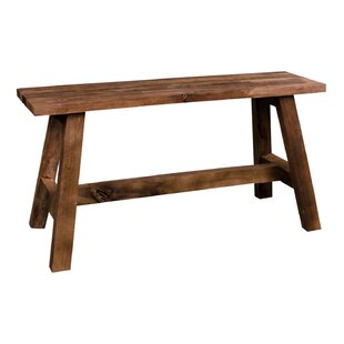 Roderick Wood Bench By Alpen Home