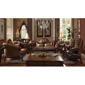Brown Living Room Sets traditional living room sets you'll love | wayfair