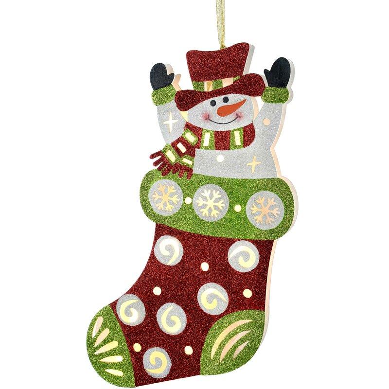die saisontruhe weihnachtsbaumfigur schneemann in socke bewertungen. Black Bedroom Furniture Sets. Home Design Ideas