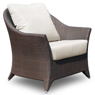 Jeremy Arm Chair with Cushion By Mistana