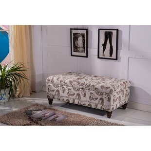 Classic Upholstered Storage Bench by NOYA USA