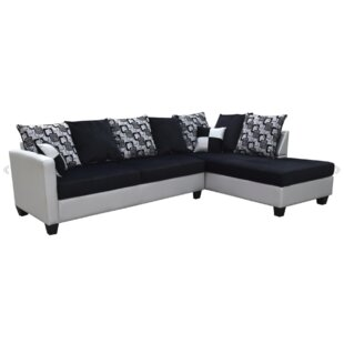 Noyola Pillow Back Sectional