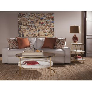Cumulus 2 Piece Coffee Table Set by Artistica Home