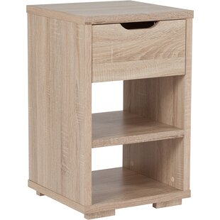 Kenyatta End Table with Storage