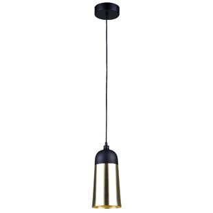 Wrought Studio Stevens 1-Light Bell Pendant