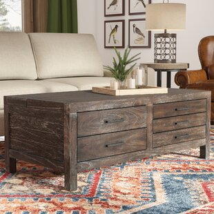 Loon Peak Portville Lift Top Coffee Table