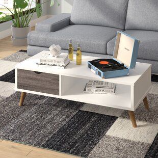 Brigman Coffee Table With Storage By Wrought Studio