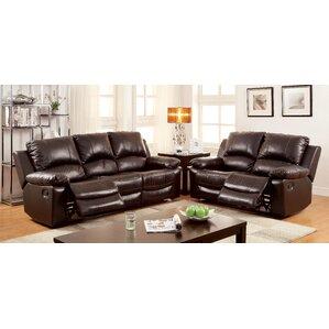 Hokku Designs Luria Configurable Living Room Set