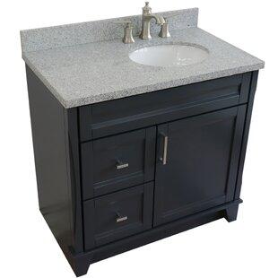 Toka 37 Single Bathroom Vanity by Latitude Run