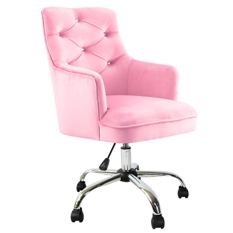 plush task chair