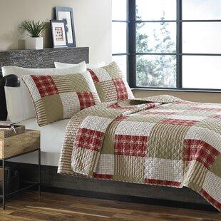 Camano Island Reversible Quilt Set