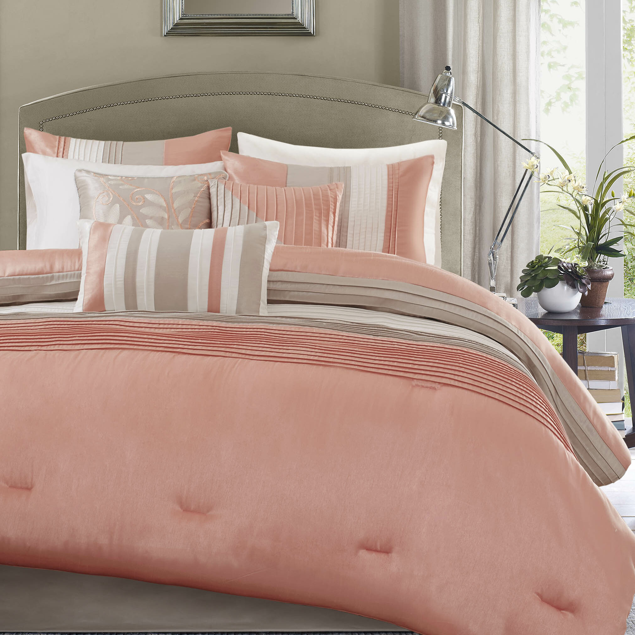 Wayfair Pink Comforter Sets You Ll Love In 2021